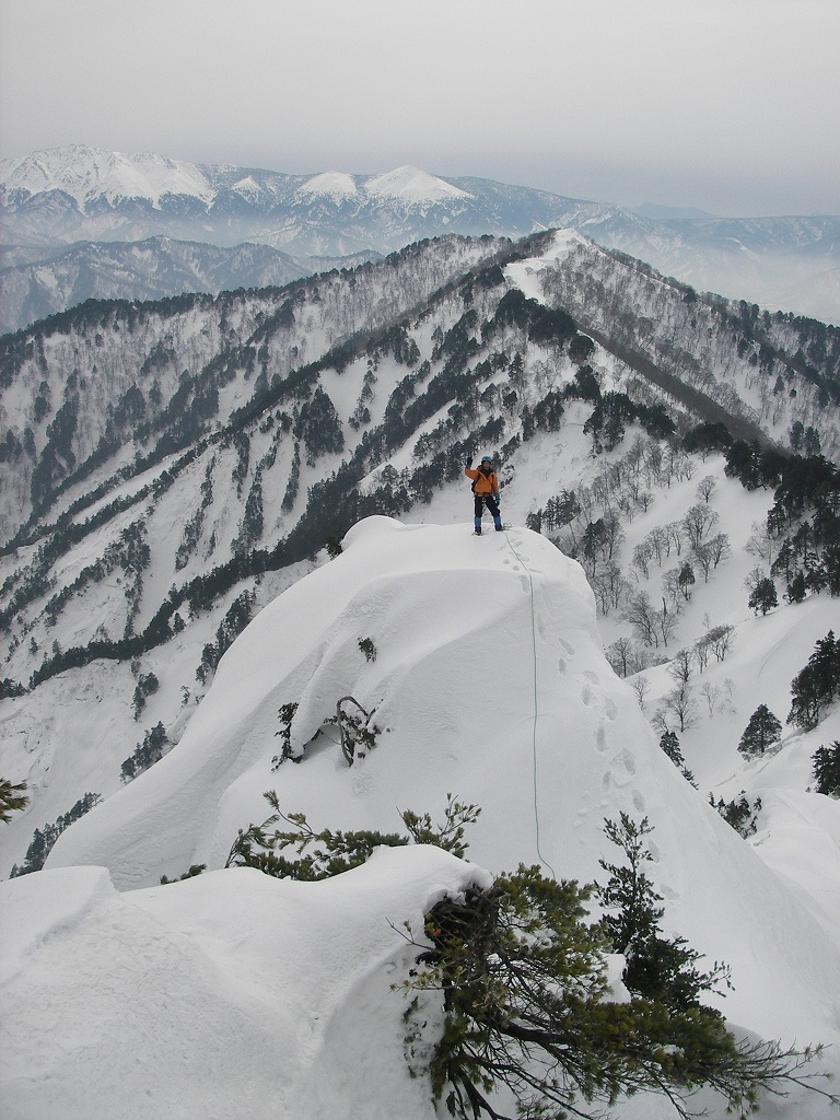 刃物ヶ崎山